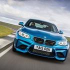 BMW M2クーペ、富士スピードウェイで日本初公開…SUPER GT 第2戦