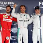 【F1 ロシアGP】絶好調のロズベルグ、2戦連続ポール獲得…ハミルトンはまたトラブルに泣く
