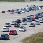 トヨタ プリウス など332台、ギネス新記録…ハイブリッド車の世界最長パレード