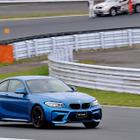 【SUPER GT 第2戦】BMW M2クーペ、富士で日本初走行