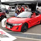 【SUPER GT第2戦】ホンダ S660 RAコンセプト、より身近に楽しめる展示に