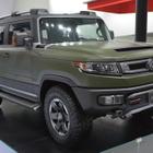 【北京モーターショー16】自主ブランドSUVを充実させる東風汽車グループ