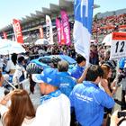 【SUPER GT 第2戦】晴天の富士ラウンド、2日間で8.5万人が来場