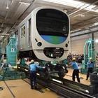 西武鉄道の武蔵丘イベント、今年は6月5日…車輪と車軸の接続作業を実演