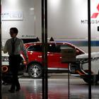 三菱商事、三菱自動車の燃費試験不正で「事実関係の究明が最優先」