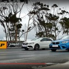 BMW M2 クーペ、メルセデス AMG A45 と加速競争[動画]