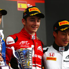 19歳のホンダ系若手有望株・福住仁嶺、「GP3」デビュー戦で3位表彰台を獲得