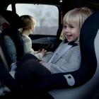 ボルボ、後ろ向きスタイルの新型チャイルドシートを発表…安全性を重視