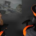 ビーズ、バケットシートタイプの近未来ゲーミングチェアを発売