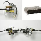 【人とくるまのテクノロジー16】KYB、スカイライン 搭載のステアバイワイヤなどを展示