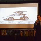 テスラモーターズ、モデルX を16年秋にも日本市場に投入へ