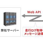 パイオニア、クラウド型運行管理サービス用WEB APIサービスの提供を開始