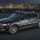 アキュラ、最新自動運転車の開発車両を初公開…2世代目に進化