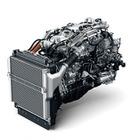 【人とくるまのテクノロジー16】いすゞ、燃費性能を高めた大型トラック用エンジンなどを展示