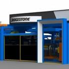 ブリヂストン、AI実装の最新鋭タイヤ成型システムを彦根工場に初導入