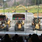 日本キャタピラー、夏休み・ちびっこ建機フェアの参加者を募集