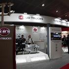 【人とくるまのテクノロジー16】「電動過給機と燃費改善」開発中の新HVシステムを公開…UDトラックス