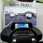 【人とくるまのテクノロジー16】スマホと運転、両操作をつなぐ次世代コックピットを日本初公開…ヴァレオ