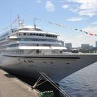 日本の豪華大型クルーズ船が名古屋ガーデンふ頭に同時入港でイベント開催…5月31日