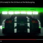 ポルシェ 911 GT3 R、ニュル24時間に準備完了[動画]