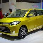 トヨタの新型ミニバン、インドネシアでスクープ…新興国向け