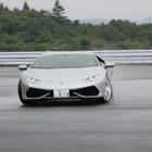 日本一贅沢なジムカーナ…Lamborghini Instinct Experience