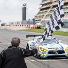 【ニュル24時間 2016】メルセデス AMG GT3、1‐4位を独占