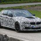史上最強の626馬力!? BMW M5 次世代型をスクープ