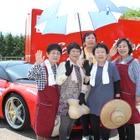「軽トラとは違うわ~」世界の名車が山村を疾走…スペシャルステージ曽爾クラシック