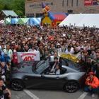 【ロードスター 軽井沢ミーティング16】「MX-5 RF」日本初披露と3つの栄冠報告…過去最高参加者で盛り上がる
