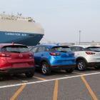 自動車輸出、北米向け不振で3か月ぶりのマイナス…4月
