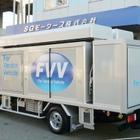 【東京トラックショー11】温度管理機能付ボトラーカー SGモータースが開発