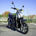 【東京モーターショー13】プロッツァ、新型電動バイクを世界初公開…デュアルバッテリーシステム採用で航続距離100km達成