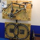 【国際物流総合展14】世界初の自転車輸送ケース、強化段ボールで傷がつかず