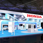 【スマートグリッド EXPO】ホンダ、FCV用外部給電器のコンセプトモデルなどを出展