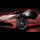 【ジュネーブモーターショー15】独EDAG、3Dプリンターで作る軽量スポーツカーを提案