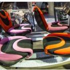 東洋紡、機能性クッション材「ブレスエアー」が近未来コンセプトカーに採用