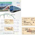 東武鉄道、アーパー流山おおたかの森駅開業10周年で記念切符発売