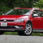 【VW ゴルフ オールトラック 試乗】走りの安心感、実用性の高さは最上級…島崎七生人