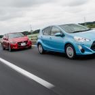 【注目軽&コンパクト】e燃費TOP10から選出、低燃費と走りを両立したクルマは?