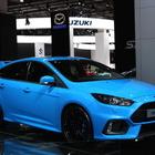 【フランクフルトモーターショー15】フォード フォーカス RS 新型、0-100km/hは4.7秒