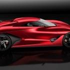 【東京モーターショー15】日産のデザインフィロソフィーを特化…2020ビジョングランツーリスモ