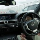 トヨタ、首都高で自動運転デモ走行を実施…合流、車線維持、レーンチェンジなどを披露