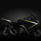 ホンダ CBR500R 新型、米モーターサイクルショー AIMExpo で世界初公開