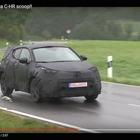 トヨタ C-HR、ハイブリッド車のイメージ覆す走りを見た[動画]