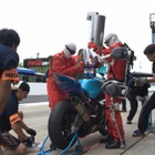 パワーアシストスーツで鈴鹿8耐のピット作業に挑戦、パナソニックが動画公開