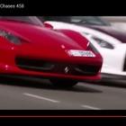 アブダビ警察の日産 GT-R、フェラーリ 458 を追撃[動画]