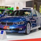 【東京モーターショー15】BMW アルピナ B3 Bi-Turbo…3シリーズベース の改良モデル[詳細画像]