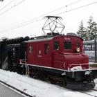 弘南鉄道、ラッピング姿のラッセル車など展示…回送列車にも注目