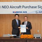 大韓航空、30機のエアバスA321neoを確定発注